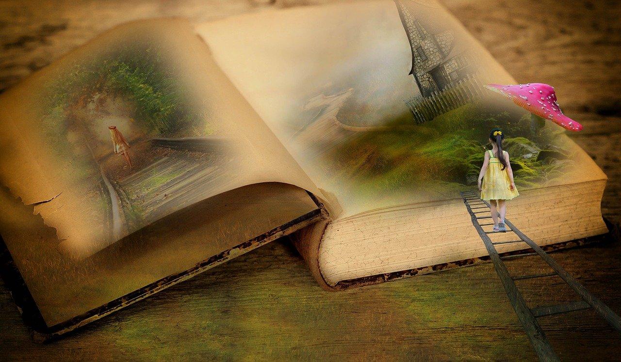想像力・行動力を司り、豊かに生きるための書